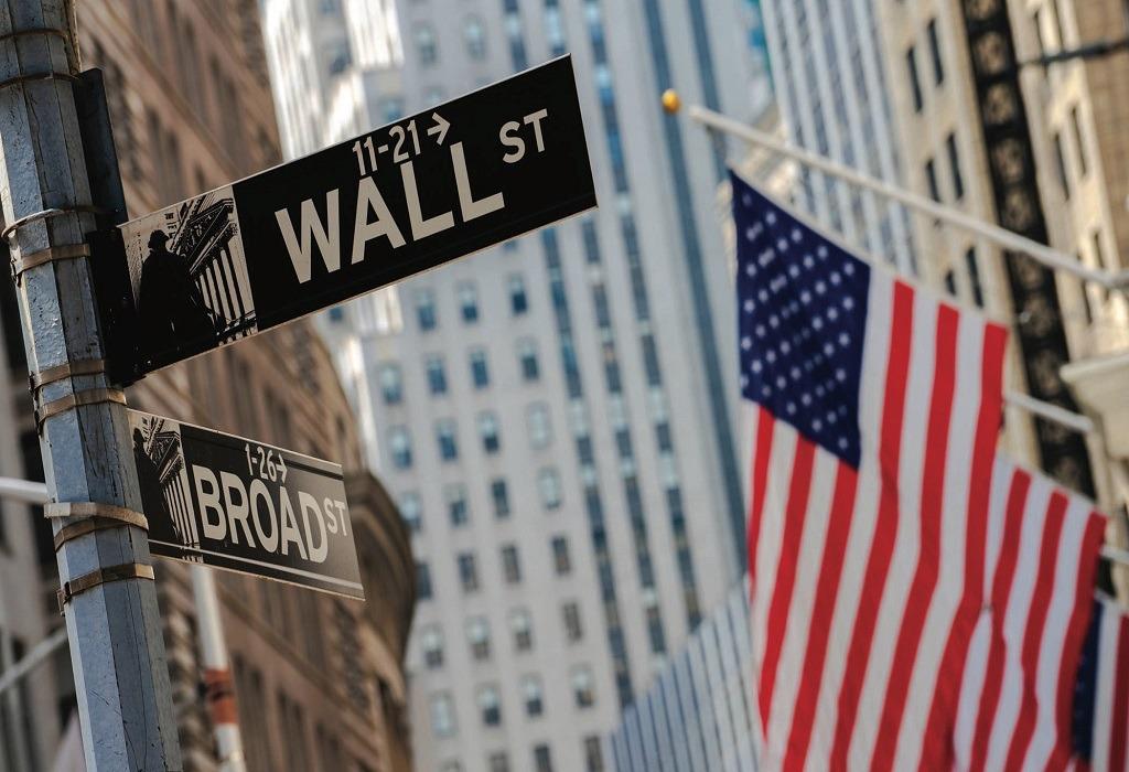 Wall Street shares lower